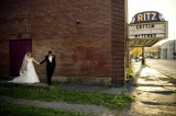 Featured wedding, image 1 - Patrick and Carrie were married at the Ritz in Hawley, PA. Reception was at Settler's Inn.