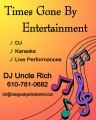 Times Gone By Entertainment