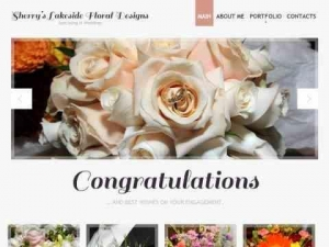 Sherry's Lakeside Floral Designs
