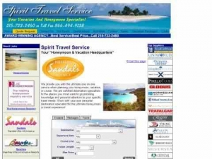 Spirit Travel Service