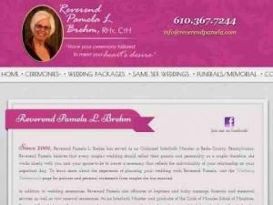 Reverend Pamela Brehm