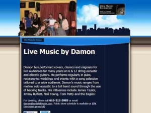 Live Performances by Damon