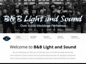 B & B Light and Sound