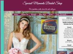 Special Moments Bridal Shop