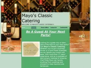 Mayo's Classic Catering