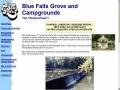 Blue Falls Grove